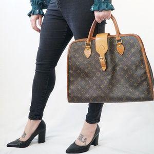 Louis Vuitton Business Bag Rivoli Brown Monogram
